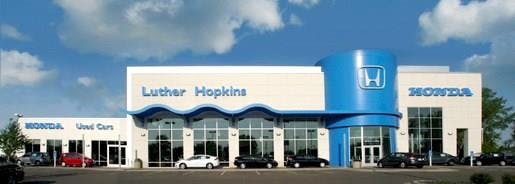 Luther Hopkins Honda, Hopkins, MN, 55343