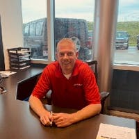 Kyle Herbst at Schoepp Motors Middleton