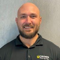Jason Mcalister at Crown Nissan