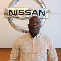 Dexter Benjamin at Crown Nissan