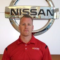 Kyle Lamont at Crown Nissan