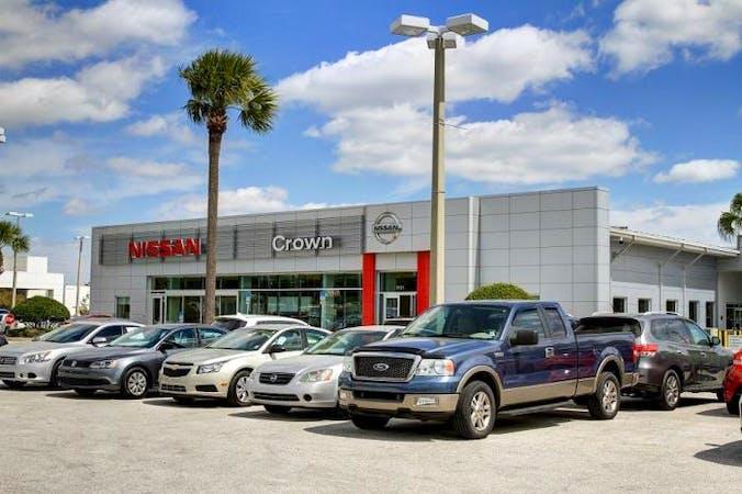 Crown Nissan, St Petersburg, FL, 33714
