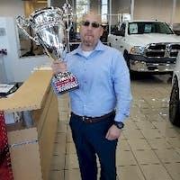 Raul Balderrama at Larry H. Miller Dodge Ram Avondale