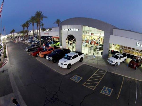 Larry H. Miller Dodge Ram Avondale, Avondale, AZ, 85323