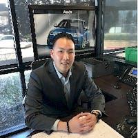Justin Wang at Autos of Dallas