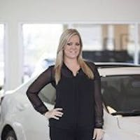 Stephanie Shearsby at Lexus of London