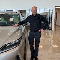 Dale  Craig at Lexus of London