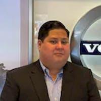 Rolando Castaneda-Tovar  at Crown Volvo Cars