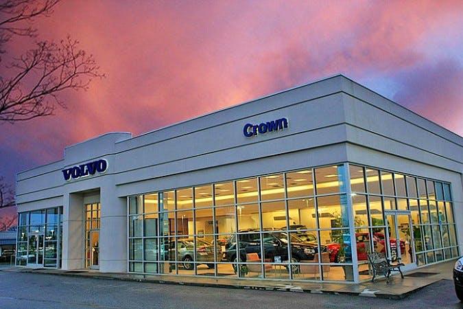Crown Volvo Cars, Greensboro, NC, 27407