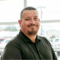 David Solorio at Lithia Toyota of Medford