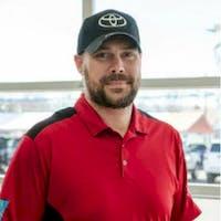 Thomas Pitts at Lithia Toyota of Medford