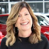Jodi Weisfeld at Gunther Mazda