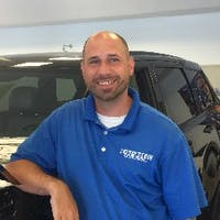 Nick Ondeyka at Lester Glenn Chrysler Jeep Dodge RAM FIAT