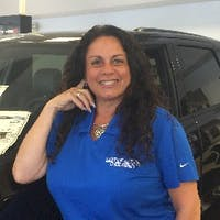 Lisa  Richichi at Lester Glenn Chrysler Jeep Dodge RAM FIAT
