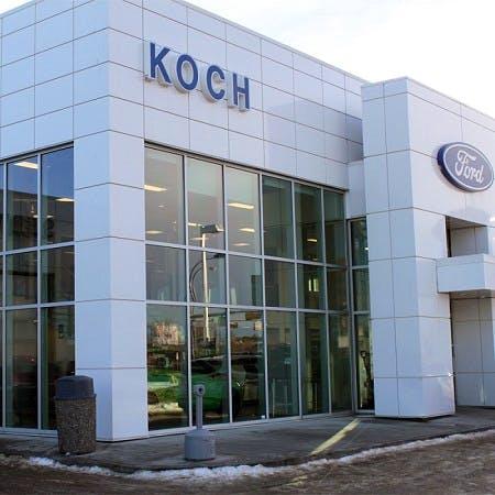 Koch Ford Lincoln, Edmonton, AB, T6H 5W5