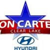 Luis Delcid at Ron Carter Hyundai