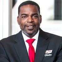 Charles Jackson at Ron Carter Cadillac