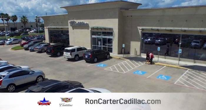 Ron Carter Cadillac, Friendswood, TX, 77546