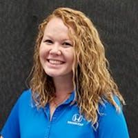 Samantha Brucker at Columbia Honda