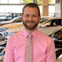 Dustin Tarantini at Mercedes Benz of Cherry Hill