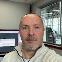 Richie  Christopher  at Bradshaw Mazda