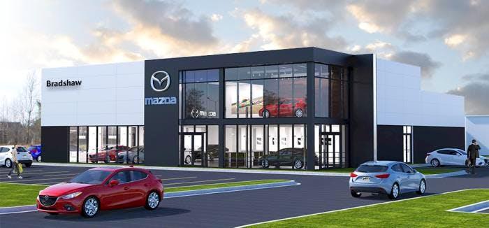 Bradshaw Mazda, Greenville, SC, 29607