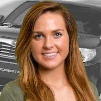 Courtney  Adams  at Ganley Subaru East