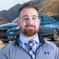 Nick Villella at Ganley Subaru East