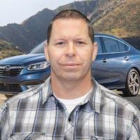 Michael  Pruce at Ganley Subaru East