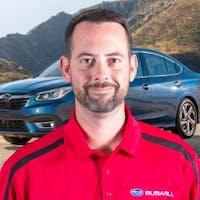 Craig Hatcher at Ganley Subaru East