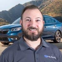 Benjamin Beam at Ganley Subaru East
