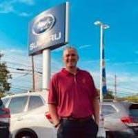 Brian  Lunar at Ganley Subaru East