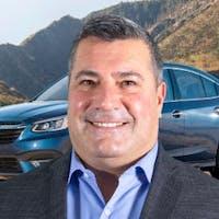 Mike  Swansinger at Ganley Subaru East