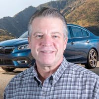 Robert Swyt Jr.  at Ganley Subaru East