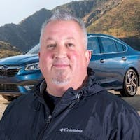 Jeff Leovic at Ganley Subaru East