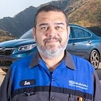 Sam  Velez at Ganley Subaru East