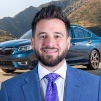 Michael Arnoff at Ganley Subaru East