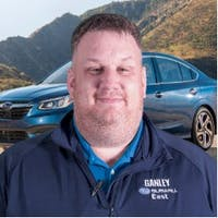 Matthew Konchan  at Ganley Subaru East