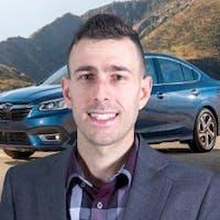 Mike  Kaminski at Ganley Subaru East