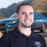Chris Riley at Ganley Subaru East