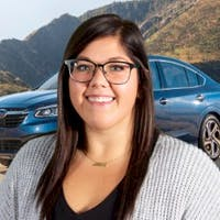 Allie Scali at Ganley Subaru East