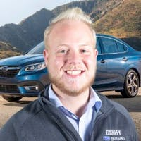 Brandon Miles at Ganley Subaru East