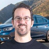 Chris  Grad at Ganley Subaru East