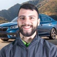 Giovanni Casella at Ganley Subaru East