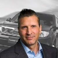 Gino Palombo at Ganley Subaru East