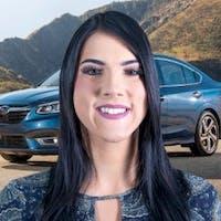 Crissy Faught at Ganley Subaru East