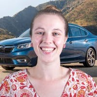 Hannah Benjamin at Ganley Subaru East