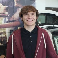 Zack  Persons at Larry H. Miller Volkswagen Lakewood