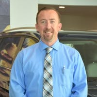Andy Fiedler at Larry H. Miller Volkswagen Lakewood