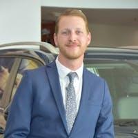 Bradley Davis at Larry H. Miller Volkswagen Lakewood